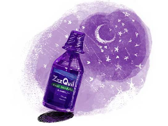 Most Trusted Sleep Aid: ZzzQUIL*