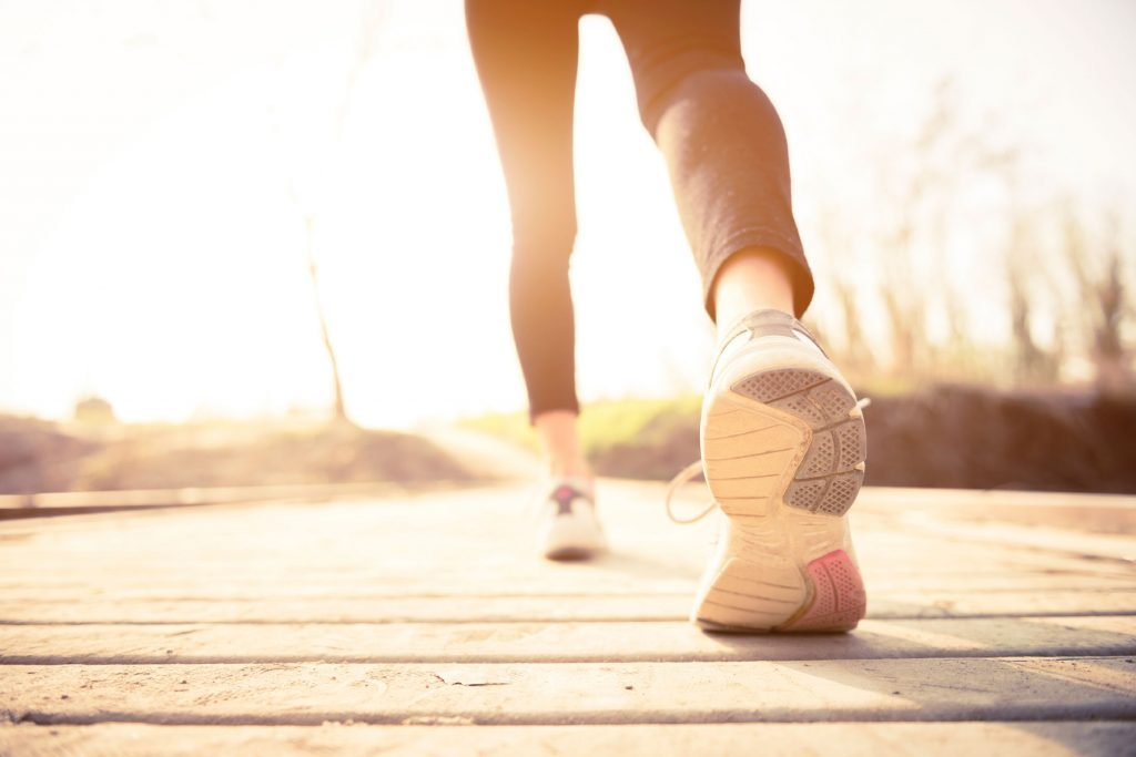 how to lose weight fast walking