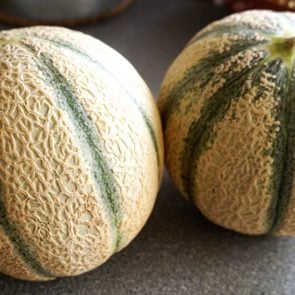 foods that hate the fridge melons