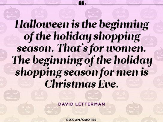 David Letterman's holiday calendar