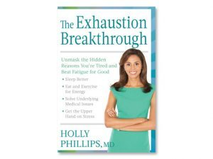 body hacks exhaustion breakthrough book