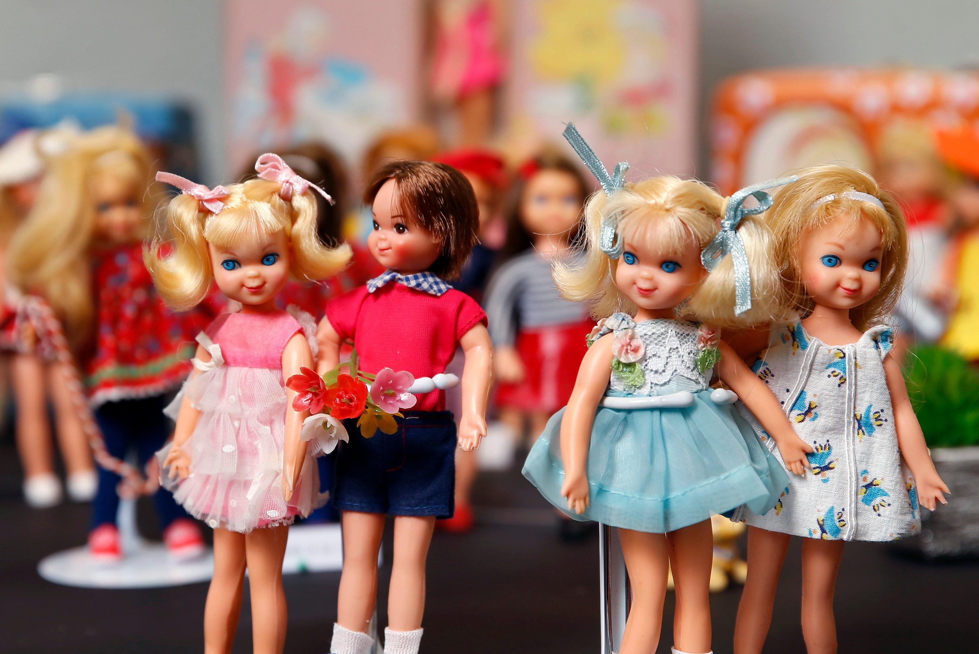 barbie siblings
