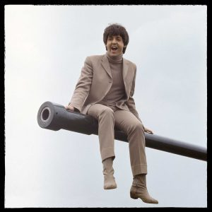 Rare, Behind-the-Scenes Photos of the Beatles from 'Help!'