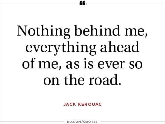 10 Jack Kerouac Quotes Readers Digest