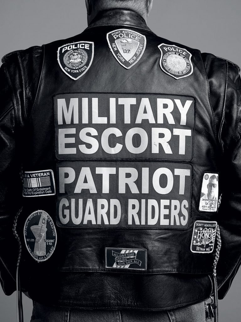 november 2015 patriot riders jacket