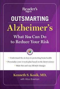 outsmarting alzheimers book cover