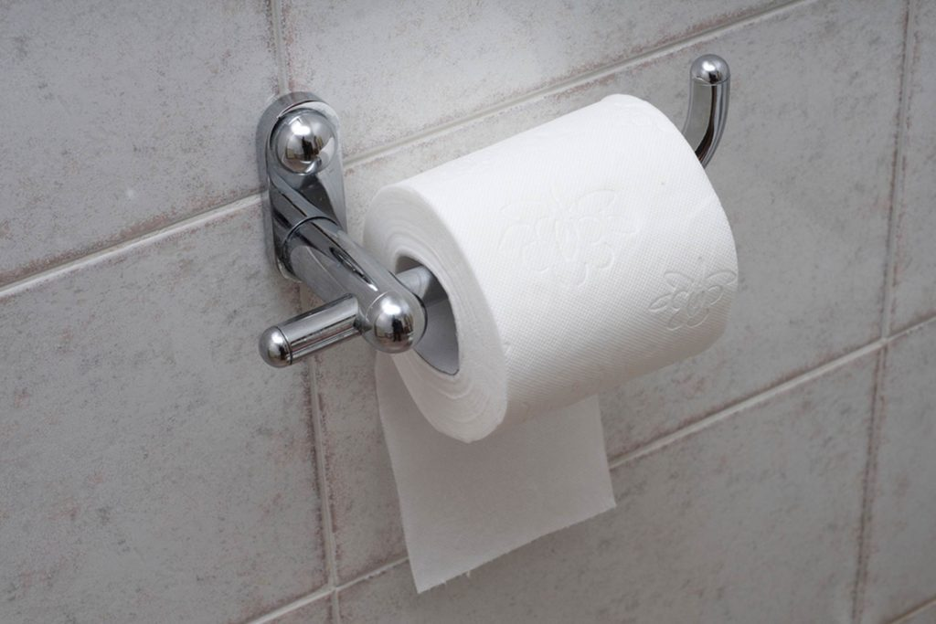 toilet paper. You re Hanging Your Toilet Paper Wrong   Reader s Digest