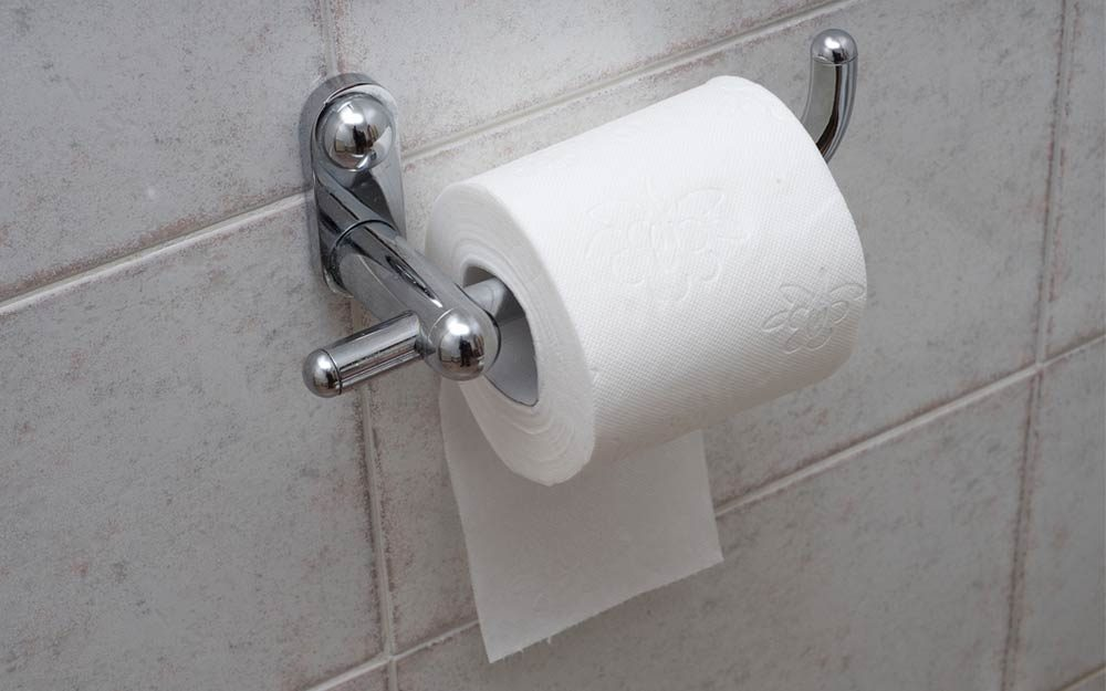 You're Hanging Your Toilet Paper Wrong Reader's Digest Cool Bathroom Paper