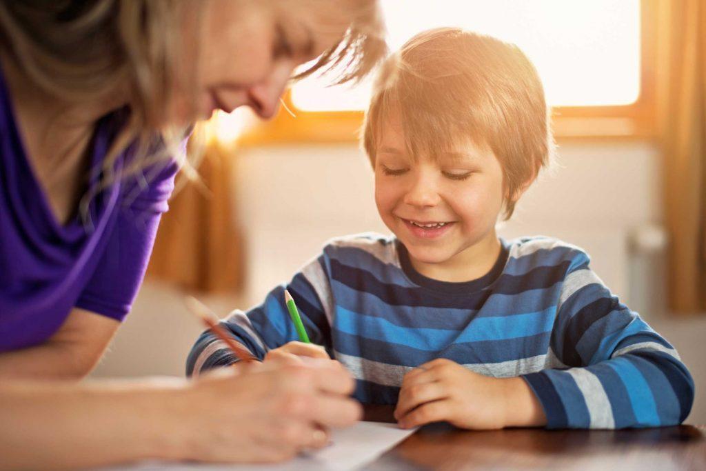 Write my how to help kids with homework