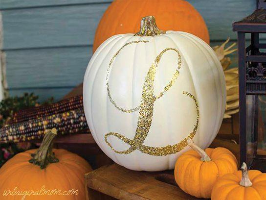 No carve pumpkin decorating ideas reader s digest