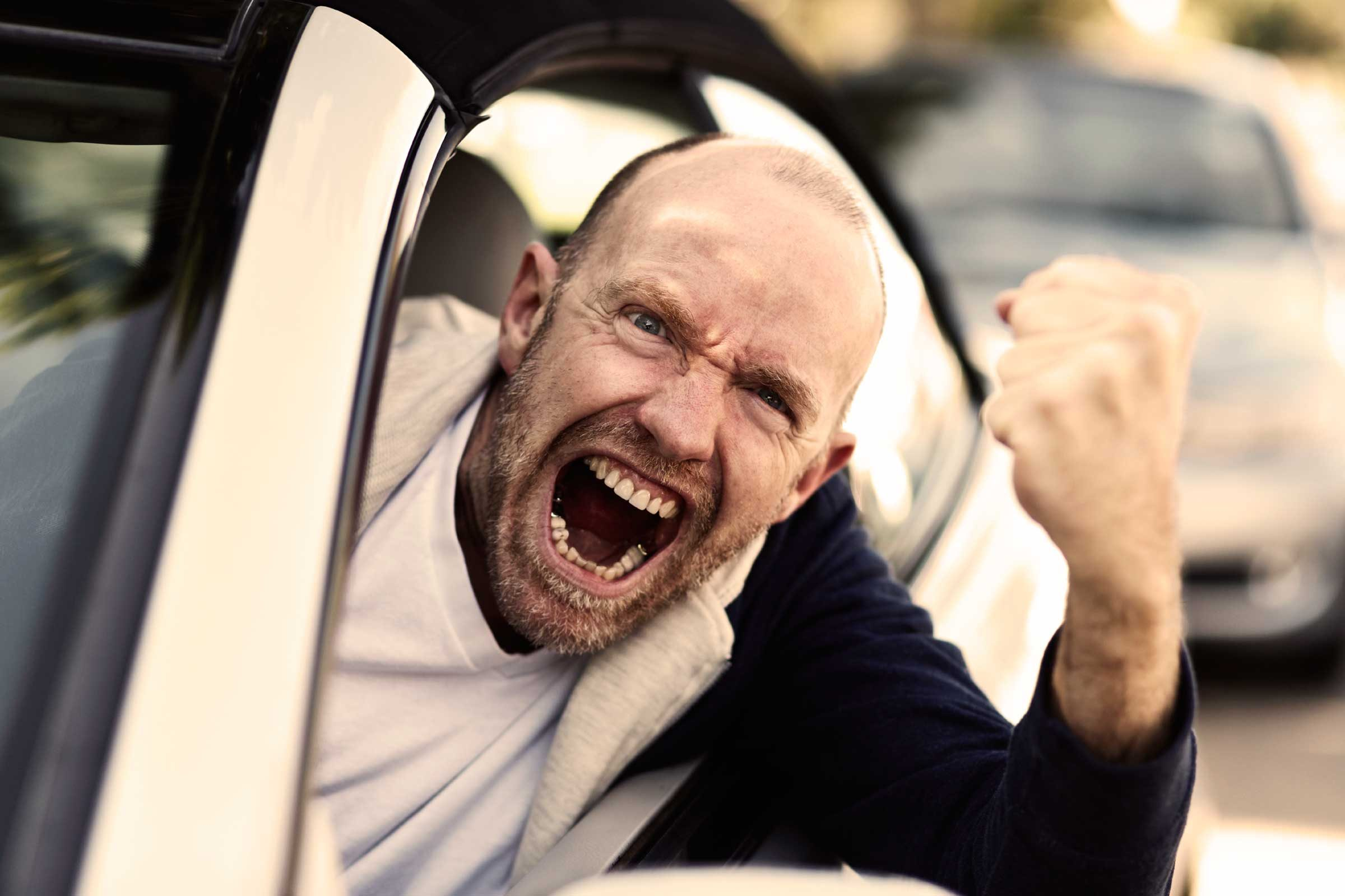 aggressive drivers Aggressive driving is a traffic offense road rage is a criminal offense road rage is defined as an assault with a motor vehicle or other dangerous weapon by the operator or passenger(s.