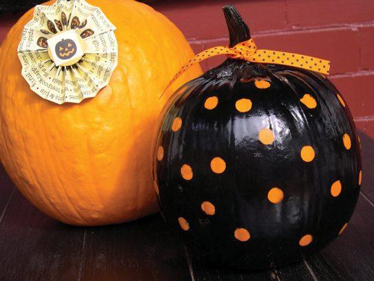 14 No Carve Pumpkin Decorating Ideas Reader S Digest