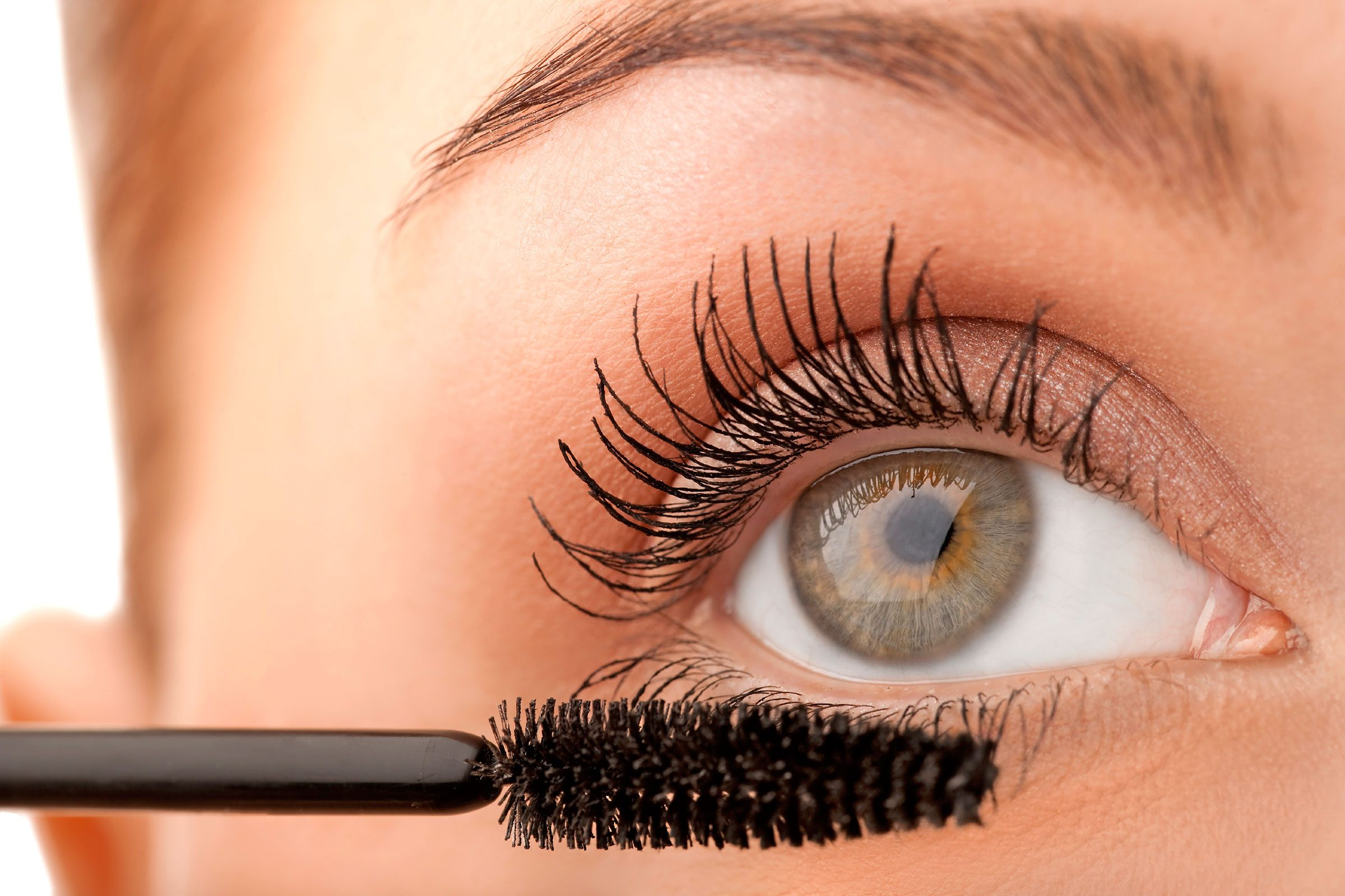 9. Get tinted lashes for less
