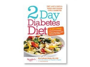 2 day diabetes diet book