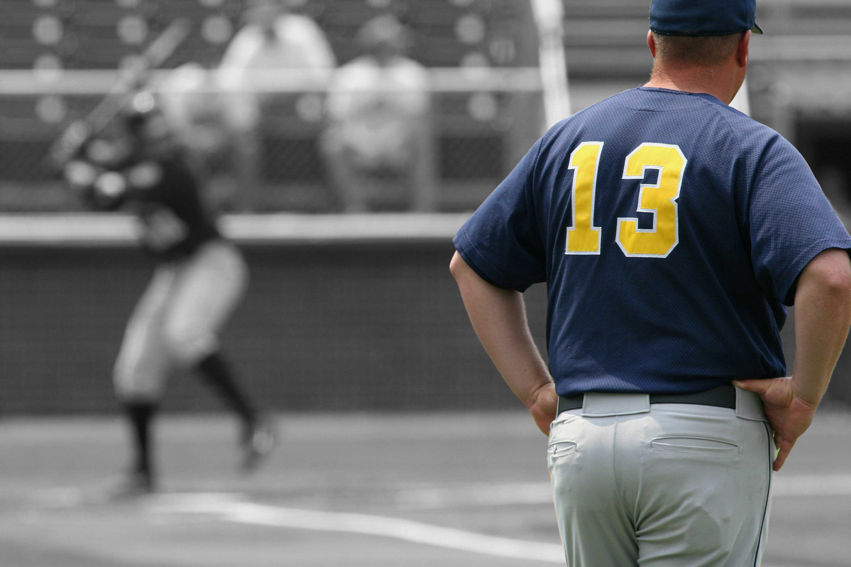 how to get a baseball player to like you