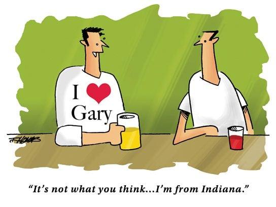 cartoons indiana