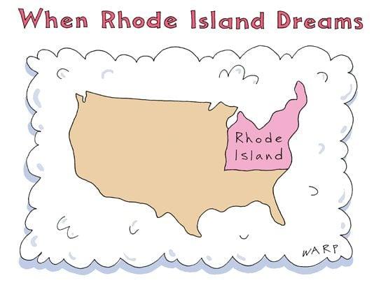 cartoons rhode island dreams