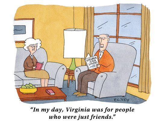 cartoons virginia