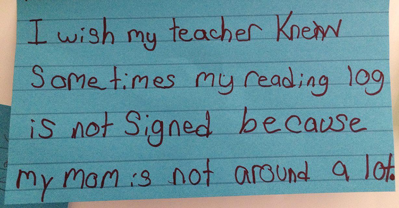 marquees teacher cards