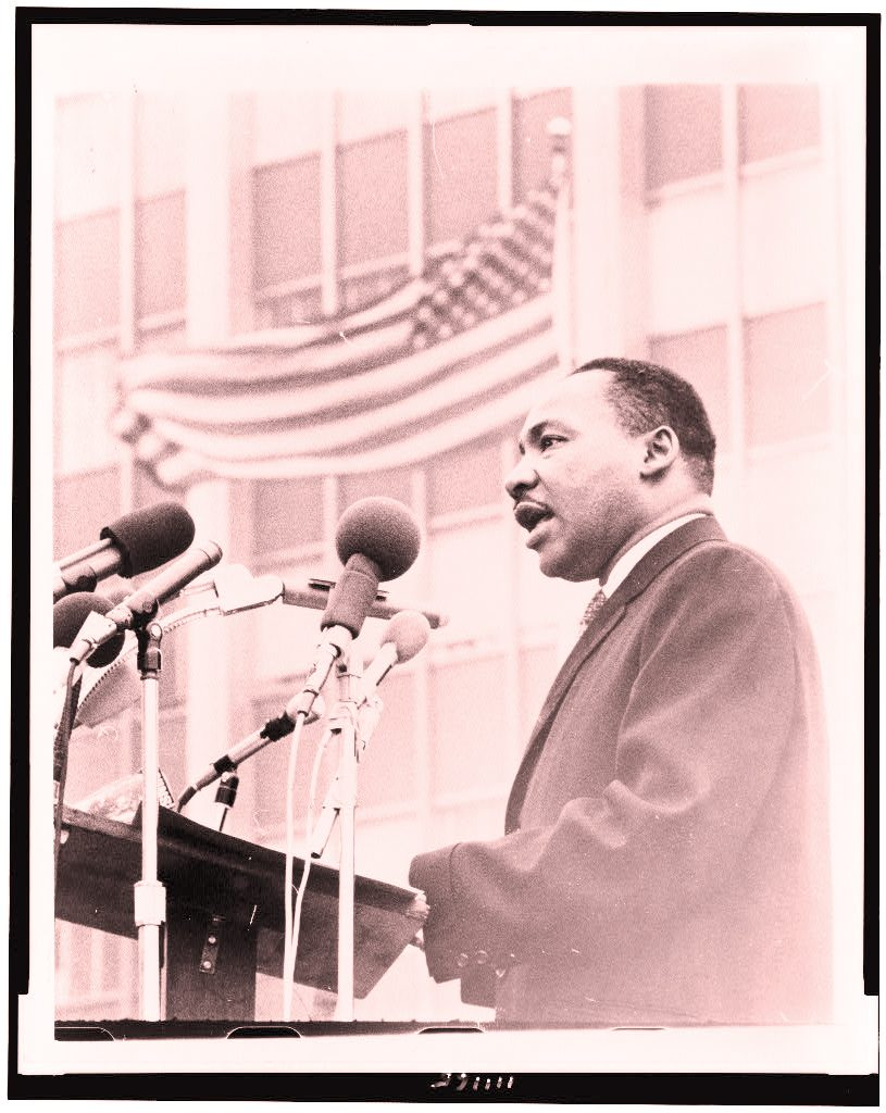 """martin luther king jr be true to what you said on paper Martin luther king's last speech: i've been to the mountaintop info  """"all we  say to america is, 'be true to what you said on paper' if i lived."""