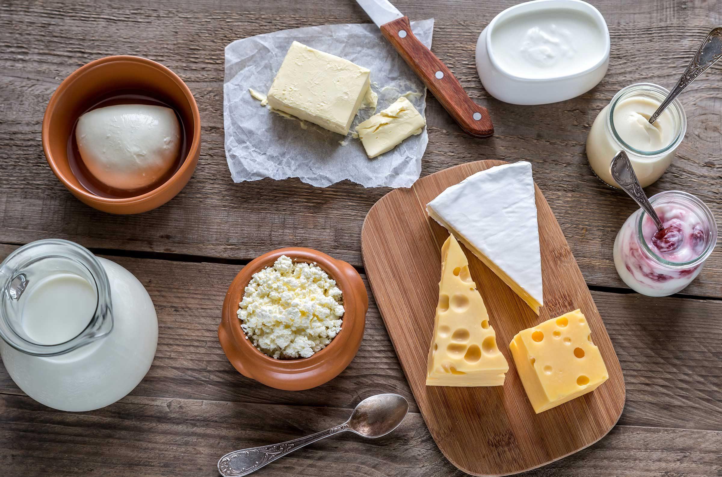 Minimize saturated fats