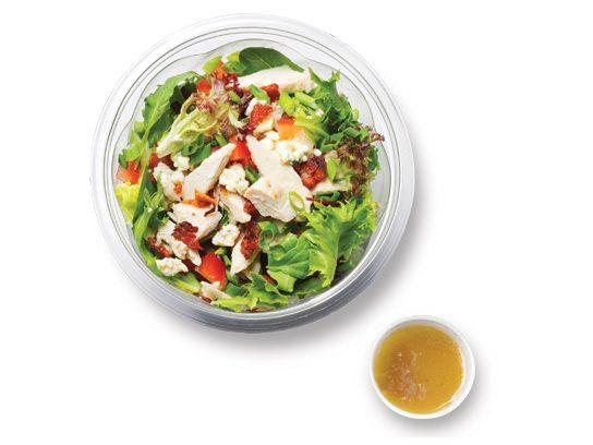 stop and drop cobb salad