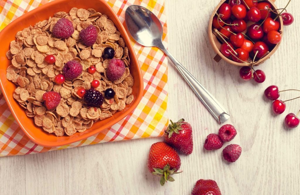 stop and drop healthy cereal