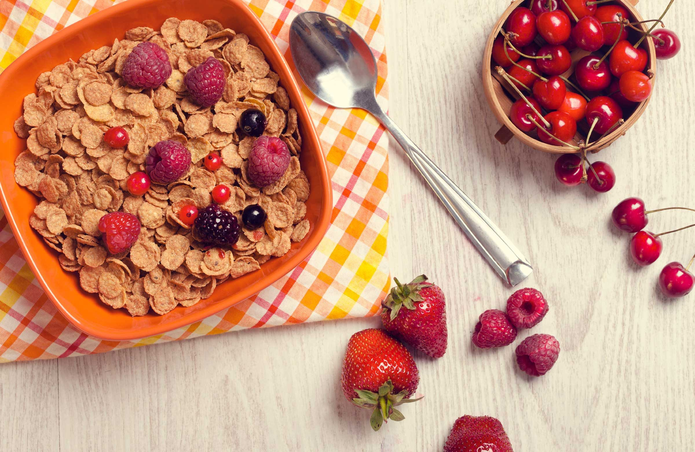 Healthy cereal for weight loss reader s digest