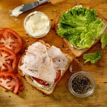 Build the Perfect Healthy Sandwich for Weight Loss