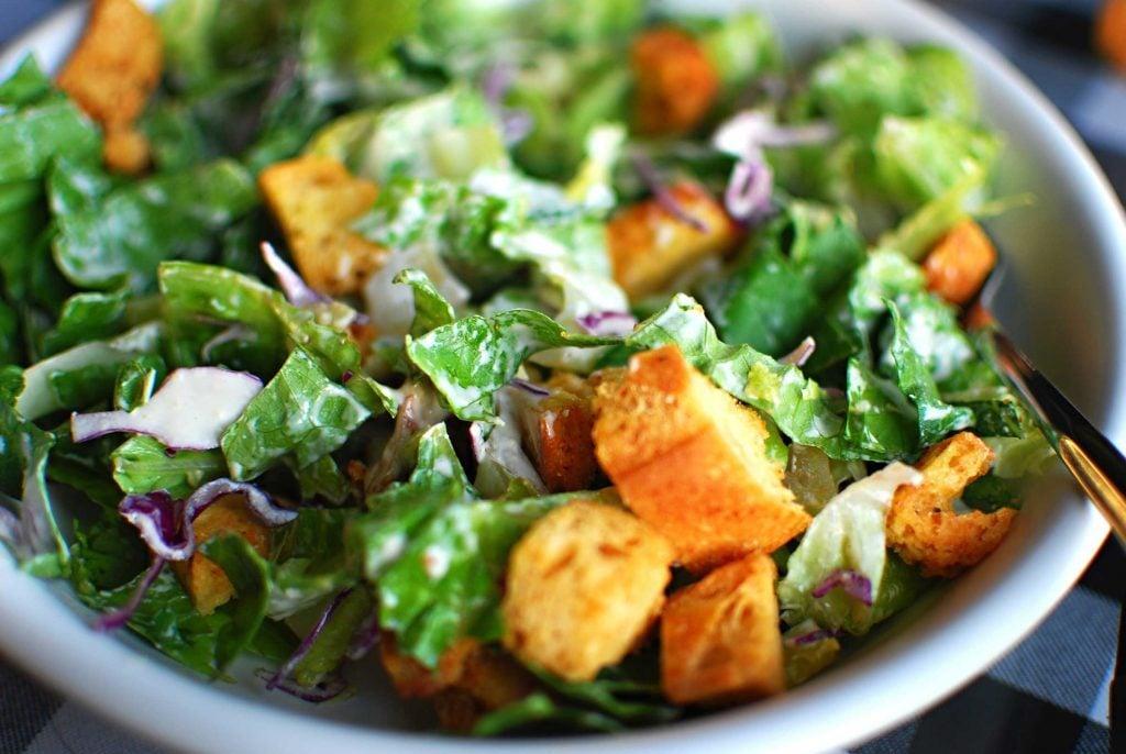 stop and drop salads