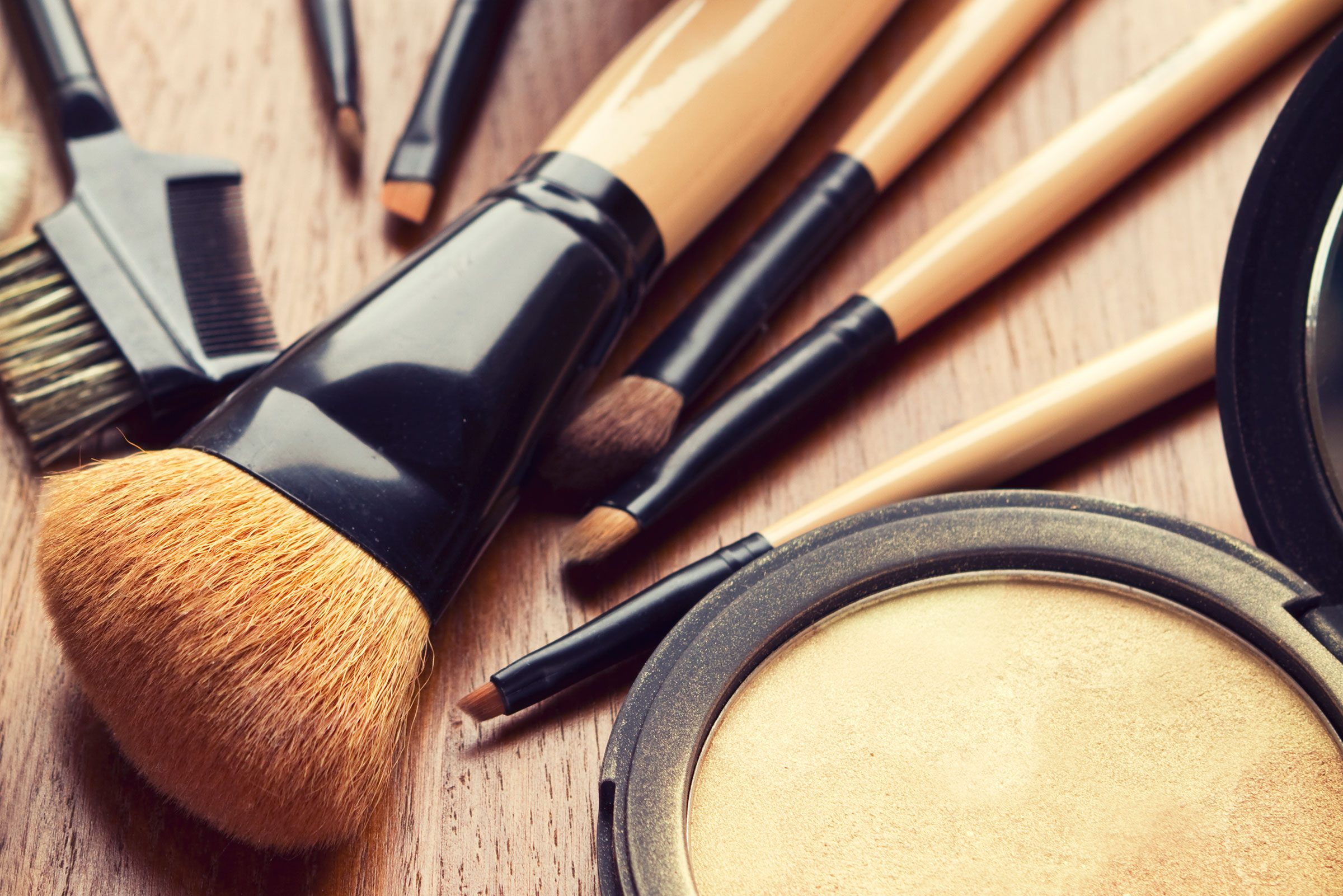 1. Baby your brushes
