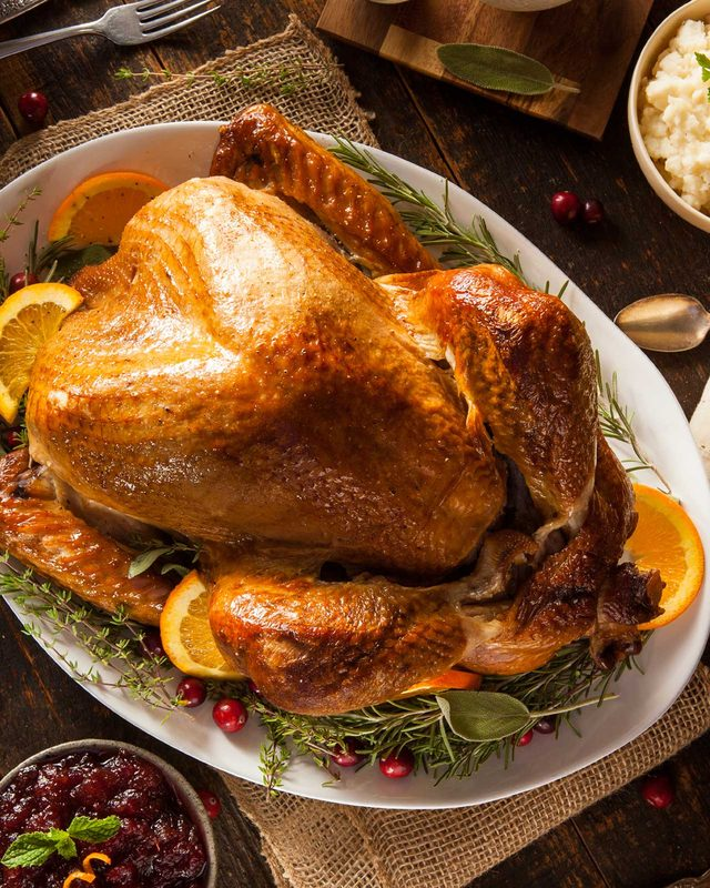 thanksgiving questions roast turkey