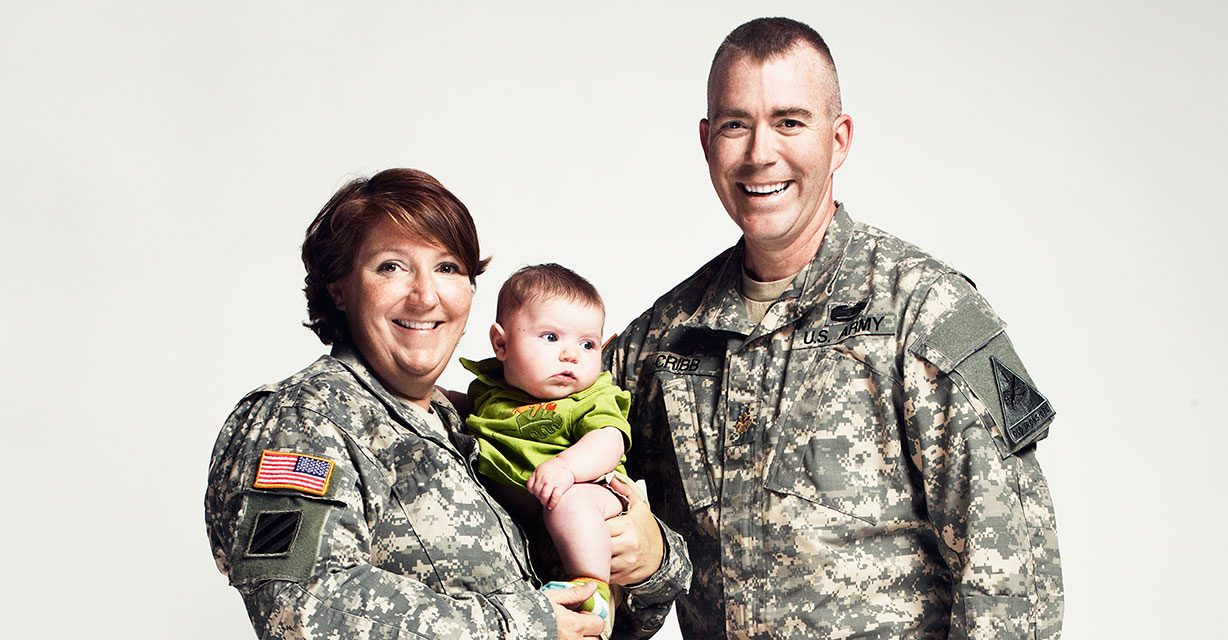 America's Troops Speak Out family mq