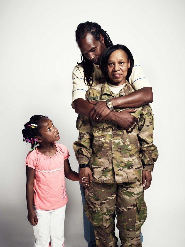America's troops Speak Out family