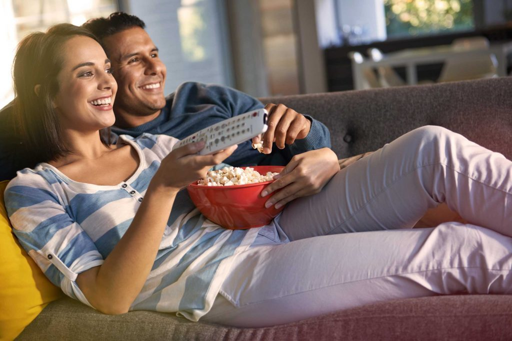daily habits with health boosts watching reruns