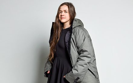 She Invented a Coat to Help the Homeless In Brutal Winters, But Now It Has an Even Better Use