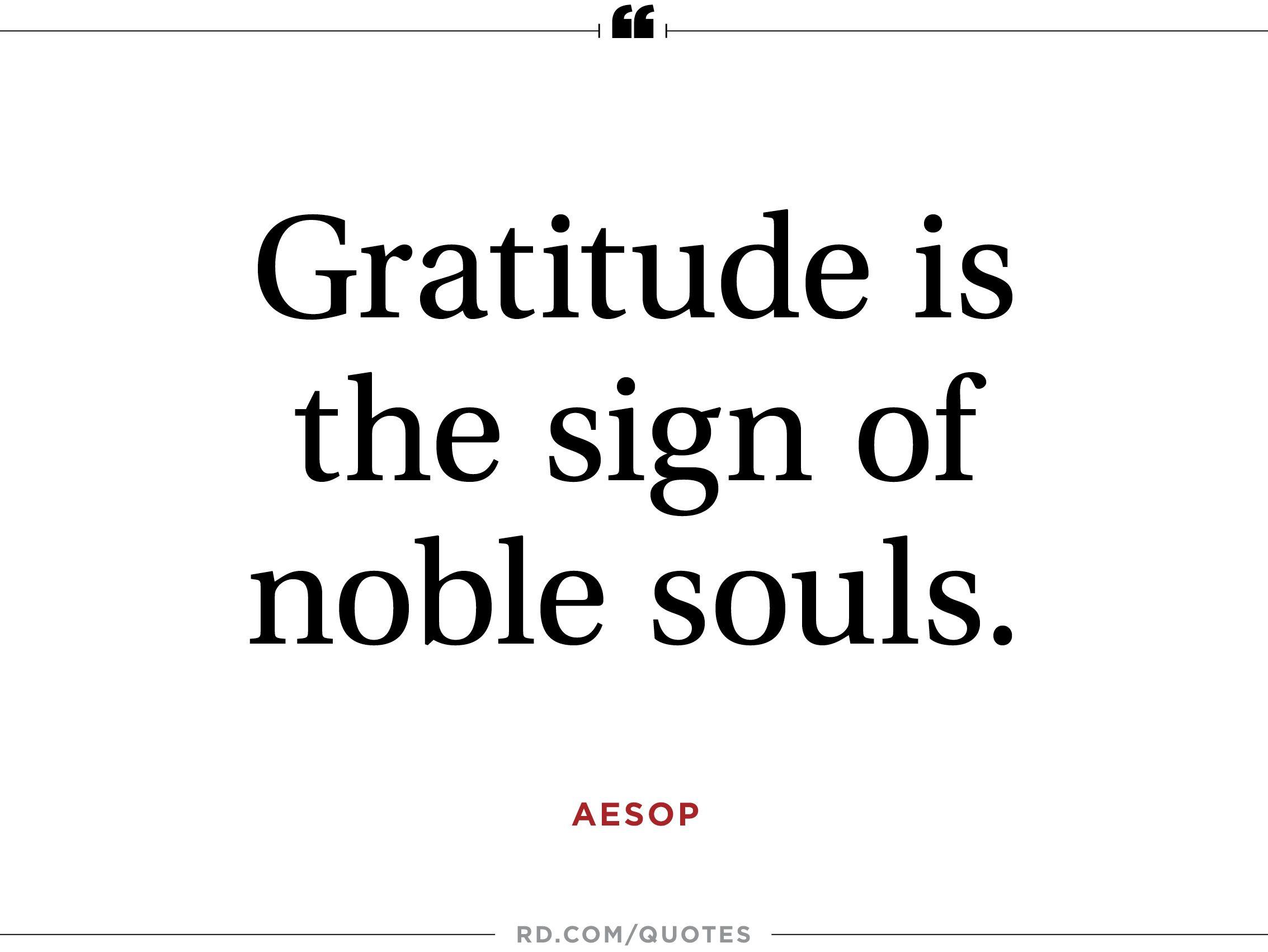 word of appreciation quotes