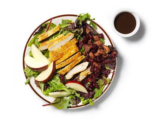 stop and drop dennys waldorf salad