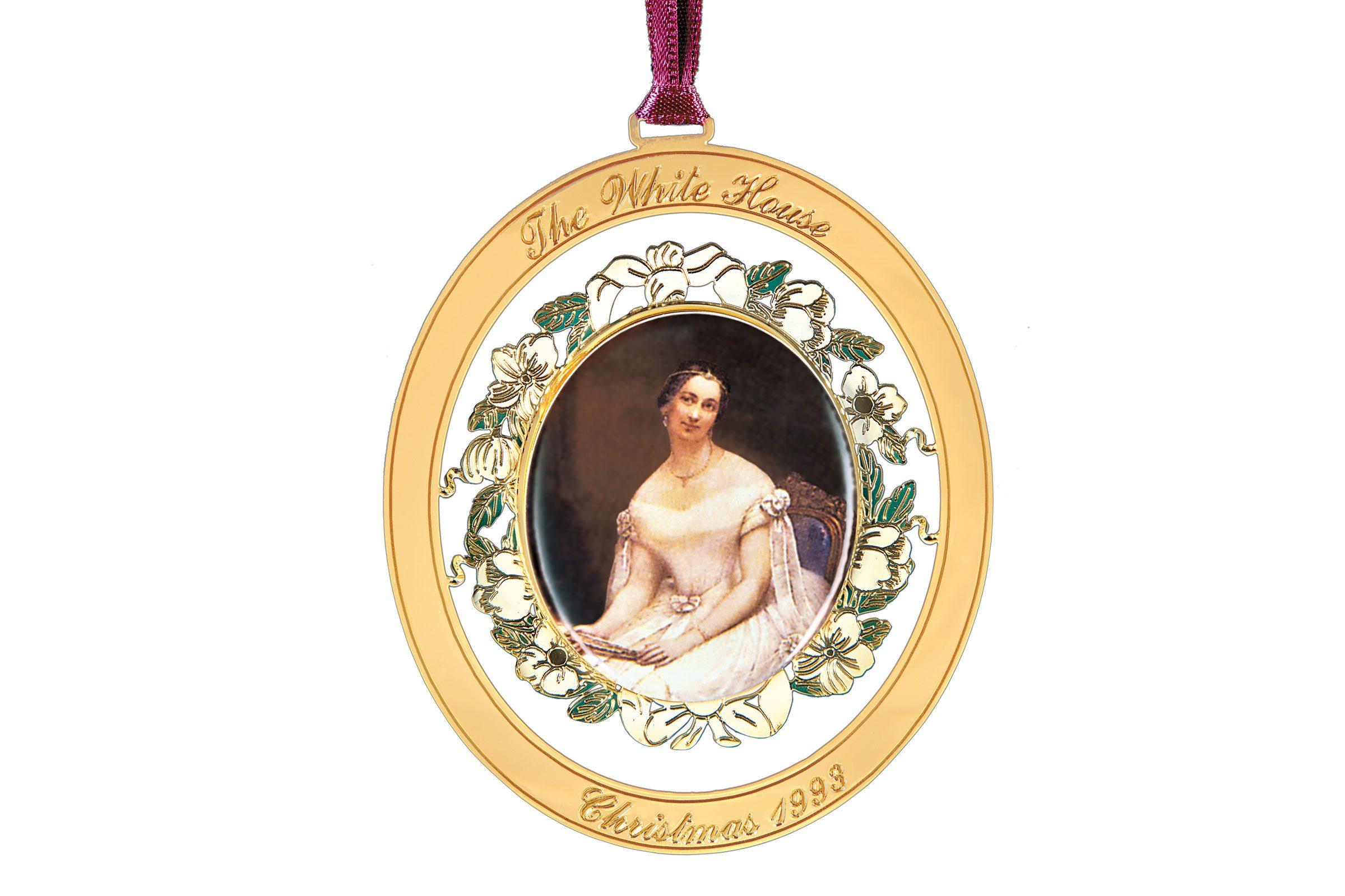 white house historical association - White House Christmas Ornament