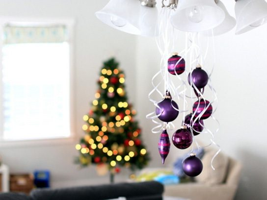 Decorate With Christmas Ornaments | Reader\'s Digest