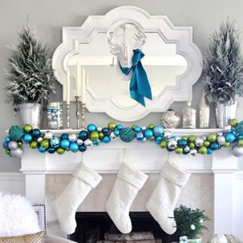 Decorate with Leftover Christmas Ornaments: 6 Genius Ideas to Try