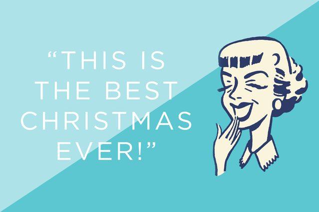 funiest true stories christmas