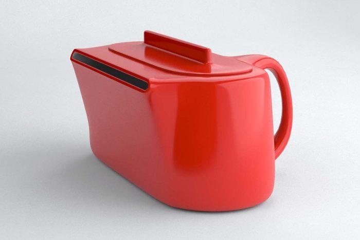 the uncomfortable teapot Courtesy Katerina Kamprani