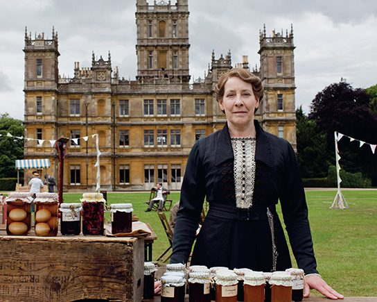 downtown abbey mrs hughes