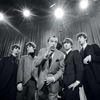 The Beatles Played Ed Sullivan, and This Guy Said 'I Give Them a Year'