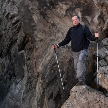 Terror on the Cliff: How One Man Narrowly Escaped a Gruesome Fall in the Sierra National Forest