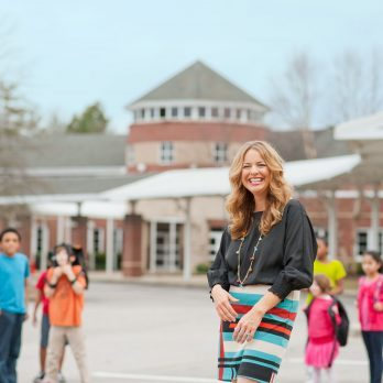 A Teacher Remembers: The Student Who Taught Me My Greatest Lesson About Being a Mom