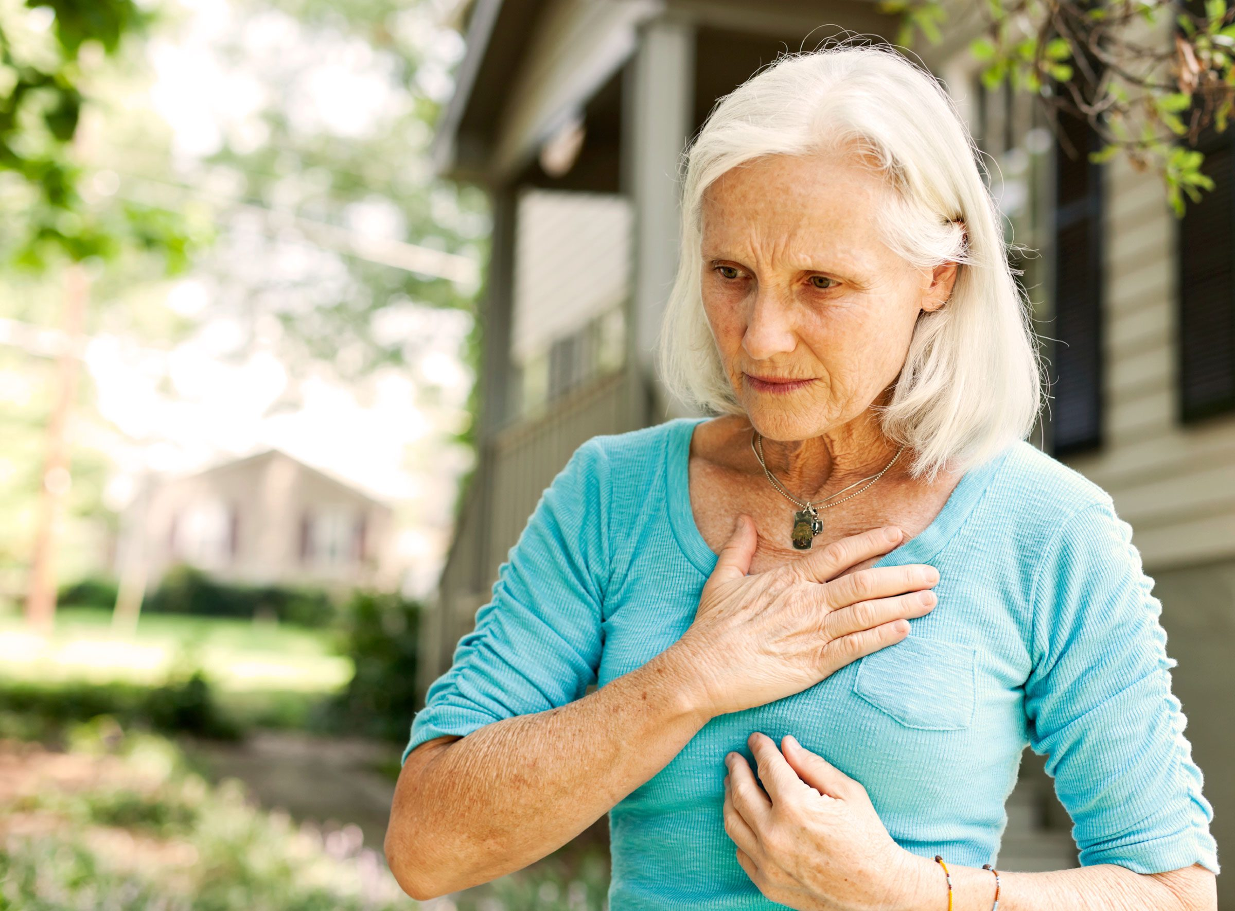 Heart attack symptoms can be more subtle