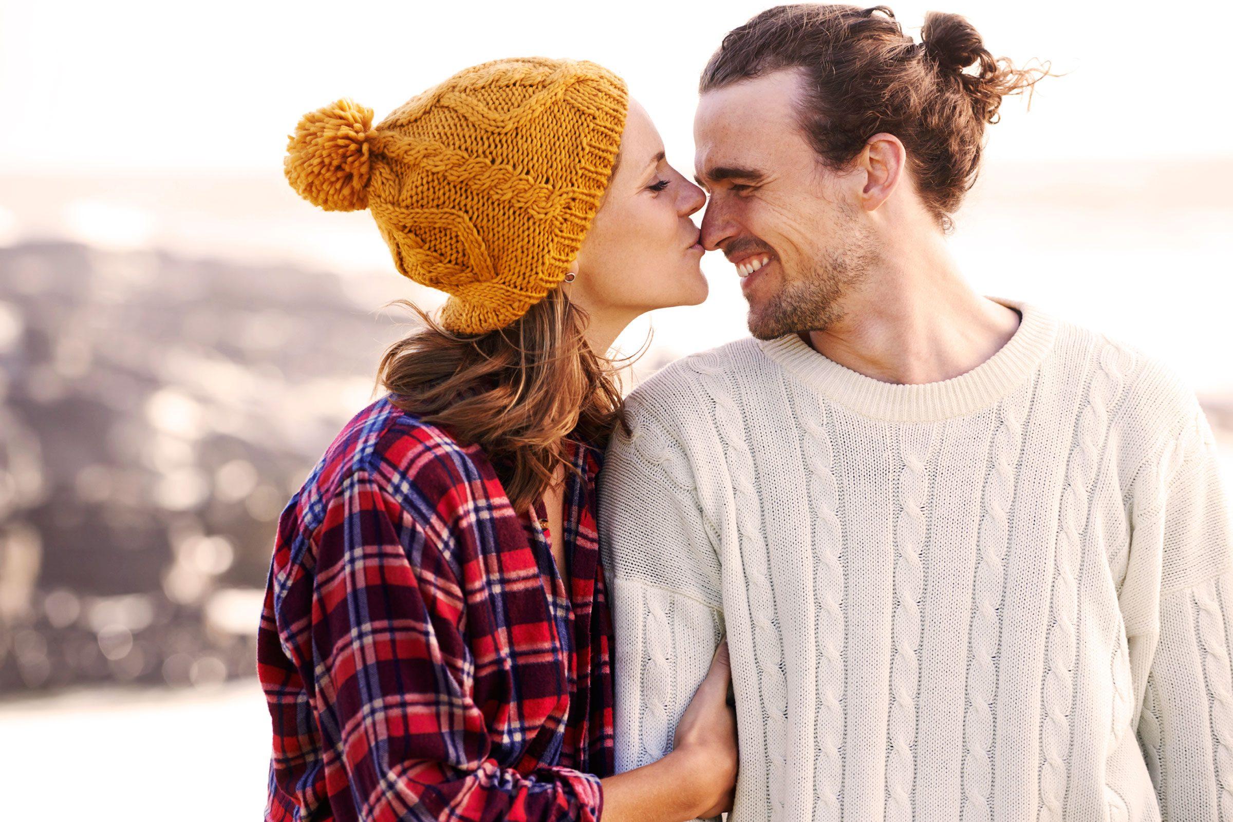 1. Kissing boosts immunity.