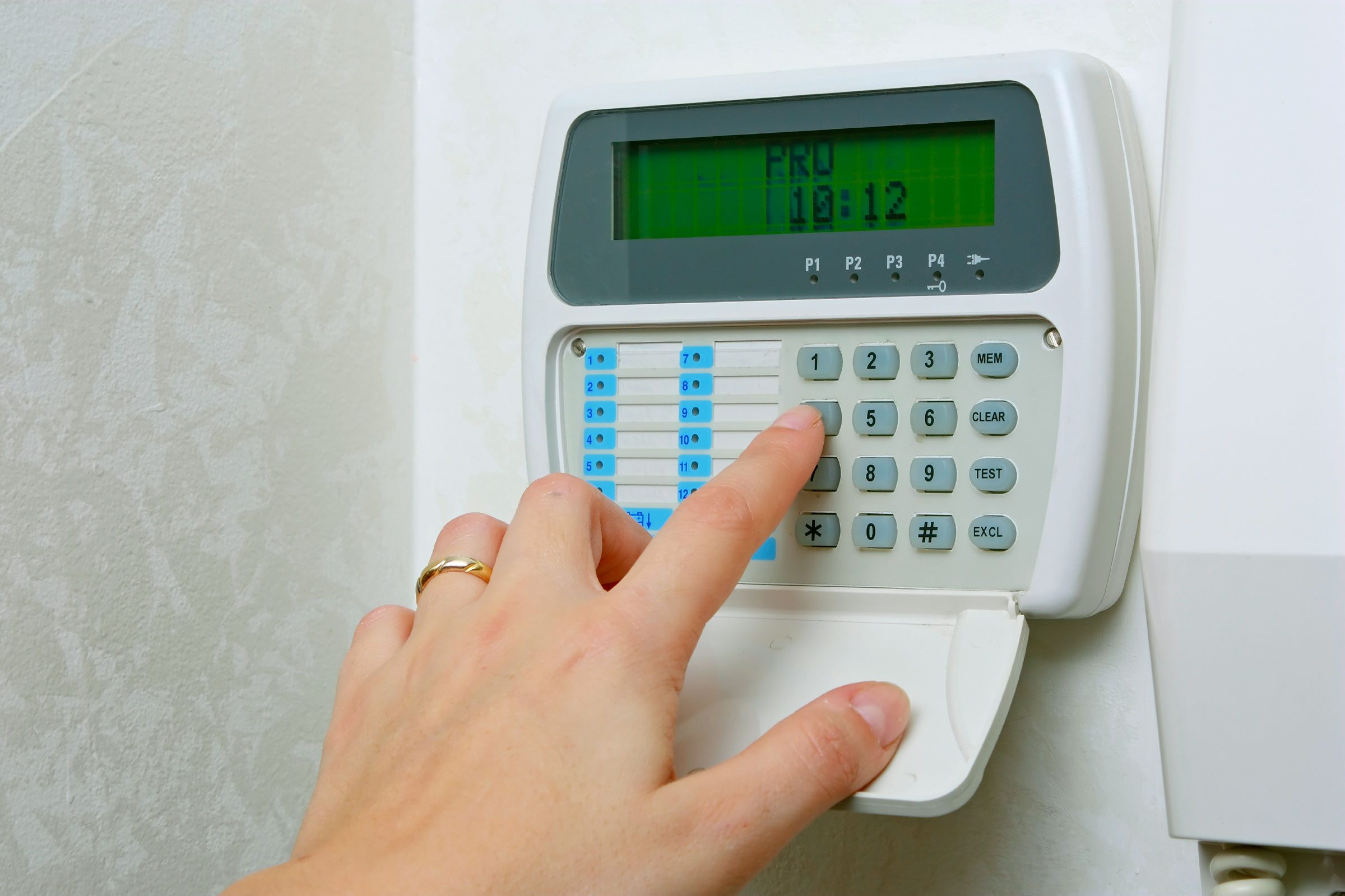 Security Alarms for Home Safety